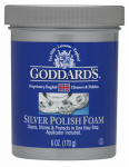Goddard And Sons 707085 Silver Polish Foam, 6-oz.