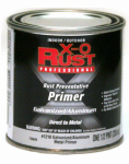True Value Mfg 1210-HP Metal Primer, Waterborne Galvanized/Aluminum, .5-Pt.