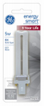 GE Lighting 13575 GE 5W Compact Fluorescent Bulb