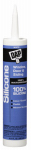 Dap 08646 Silicone Sealant, White, 9.8-oz.