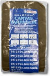 Intex Supply K-CT1012B 10 x 12-Ft. Tan & Brown Canvas Tarp