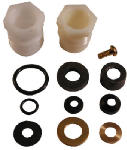 Danco 86806 Sillcock Vacuum Breaker Repair Kit or Kitchen Fits Mansfield Series 300 & 500, Frost-Proof