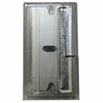 American Safety Razor MM0970-10 10-Pack .009-Inch Single-Edge Razor Blade