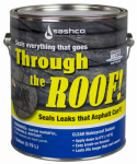 Sashco Sealants 14004 GAL CLR or Clear or Cleaner Roof Sealant