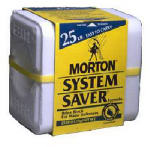 Morton Salt 1617 System Saver Salt Block, 25-Lbs.