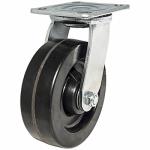 Shepherd Hdwe Prod 9774 6-Inch Phenolic Swivel Plate Caster
