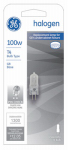 G E Lighting 97667 100-Watt Quartz Halogen Light Bulb