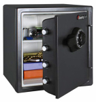 Sentry DS3410 LG Black Fire Combo Safe