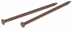 Hillman Fasteners 461793 1-5/8-Inch Black Walnut Panel Nails, 6 oz.
