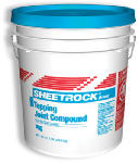 U S Gypsum 380051 Topping Joint Compound, Ready Mix, 4.5-Gal. Pail