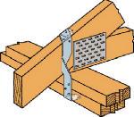Simpson Strong Tie LTS12 LTS12 12'' Twist Strap