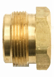 Mr Heater F276140 Throwaway Propane Cylinder Adapter, 1-In. -20 Male x 1/4-In. FPT