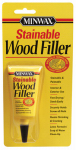 Minwax The 42851 Stainable Wood Filler, Indoor/Outdoor, 1-oz.