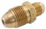Anderson Metals 55206 1/2-Inch Pol Flare Connector