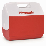 Igloo Corp 43362 Playmate 16QT Red Cooler