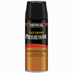 Minwax The 33055 11.5-oz. Aerosol Semi-Gloss Polyurethane Finish