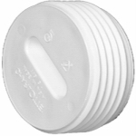 "Genova Products 71854 4"" Toe Saver Floor Plug"