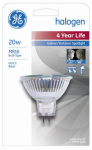 G E Lighting 84895 20-Watt Halogen Quartz Floodlight Bulb