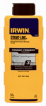 Irwin Industrial Tool 64908 8-oz. Jet Black Powder Chalk