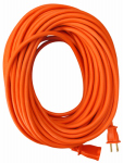 Ho Wah Gentin Kintron Sdnbhd 02208ME 50-Ft. 16/2 SJTW Orange Round Vinyl Extension Cord