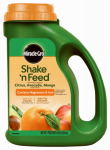 Scotts Miracle Gro 1048291 Shake 'N Feed Citrus, Avacado & Mango, 4.5-Lb.