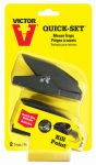 Woodstream M137 Mouse Trap, 2-Pk.