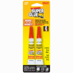 Super Glue Corp/Pacer Tech SGM22-12 Super Glue, Liquid, 2-gm., 2-Pk.