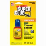 Super Glue Corp/Pacer Tech 15190 6 ml Removable Blue Thread Locker