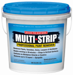 Sunnyside MS01 Multi-Strip Biodegradable Paint Remover, 1-Gallon