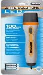 Spectrum/Rayovac BRSLED3AAA-BB Bright Solutions LED Flashlight