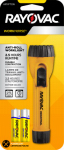 Spectrum/Rayovac WHK2AA-BA Tool Lite Industrial Flashlight With Batteries