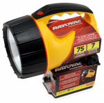 Spectrum/Rayovac I6V-B2A 6V Industrial Krypton Lantern With Batteries