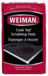 Weiman Products 45 Cook Top Scrubbing Pads