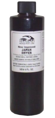 Sheffield Bronze 3076 1/2-Pint Japan Drier