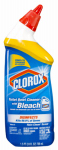 Clorox The 00938 24-oz. Rain Clean Toilet Bowl Cleaner With Bleach