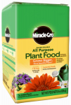 Scotts Miracle Gro 2000992 All-Purpose Plant Food, 24-8-16 Formular, 8-oz.