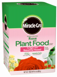 Scotts Miracle Gro 2000221 Rose Food 18-24-16, 1.5-Lb.