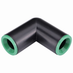 Raindrip 367G00UB Drip Watering Compression Elbow, 1/2-In.