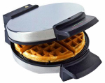 Black & Decker-Appliances WMB500 Chrome Belgian Waffle Maker