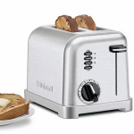 Cuisinart CPT-160 2-Slice Black & Chrome Toaster