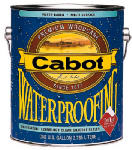 Cabot/Valspar 1000-07 Waterproofing Silicone Sealer, Crystal Clear, 1-Gal.