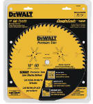 Dewalt Accessories DW3215PT Woodworking Saw Blade, 10-In., 60-Teeth