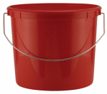 Leaktite 0055024 Heavy-Duty Plastic Paint Pail, 5-Qt.