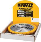 Dewalt Accessories DW3578B10 7.25-In. 24-TPI Carbide Saw Blade