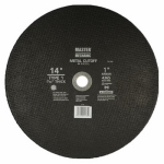 Disston 761166 14-Inch Chop Saw Wheel