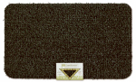 Grassworx 10372030 Clean Machine AstroTurf Scraper Doormat, Flair, Evergreen, 18 x 30-In.