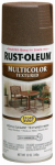 Rust-Oleum 223523 Stops Rust Textured Spray Paint, Autumn Brown, 12-oz.