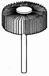 Dremel Mfg 503 3/8-Inch 120-Grit Flapwheel
