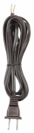 Westinghouse Lighting 70101 Lamp Cord Set, 18-2, Brown, 8-Ft.