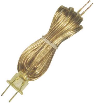 70105-Lamp-Cord-Set-Gold-18-2-8-Ft-Quantity-1